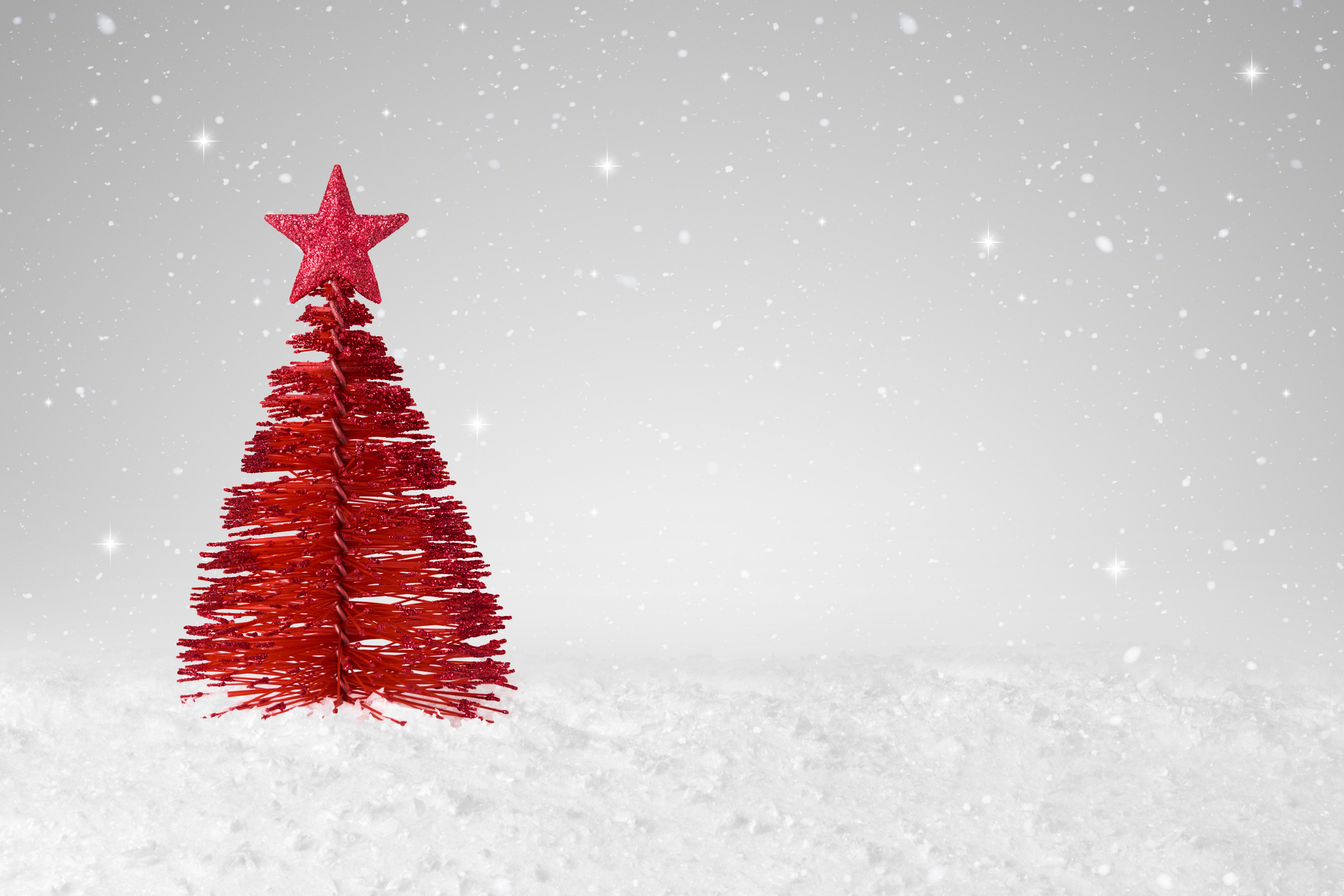 Asbestos At Christmas – Fake Snow