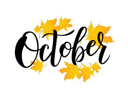 October in Review