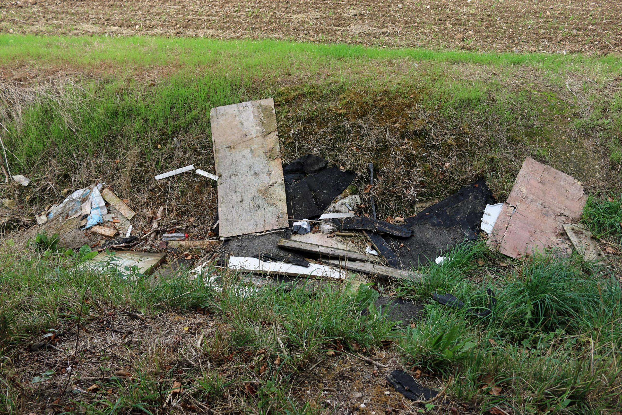 Farmers Face Fly Tipping Battle