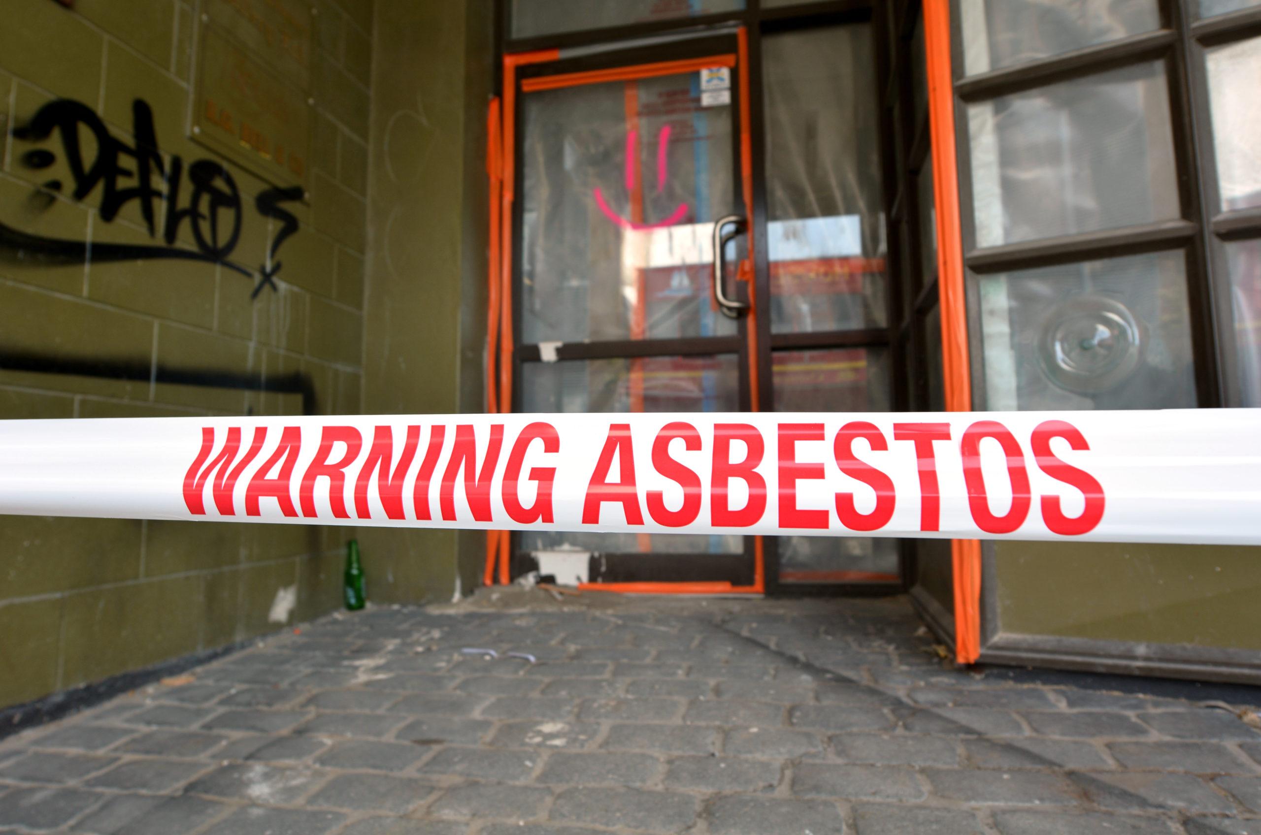 British Housebuilder Tackling Asbestos Waste Challenges